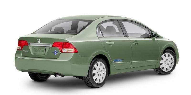 Honda Civic Shape Change???? - new 2010 honda civic gx pictures