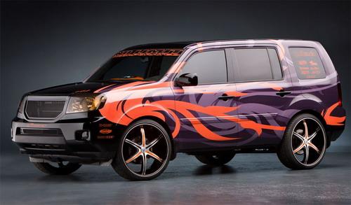 2011 Honda Pilot EX SUV